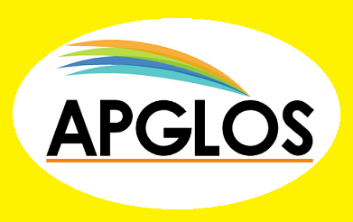 The logo of the GPS software development company Apglos